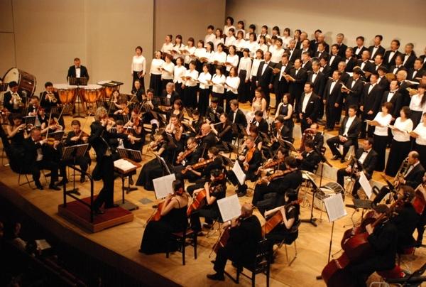 Balkan Chamber Orchestra with Maestro Toshio Yanagisawa performs Beethoven 9 in Nagoya